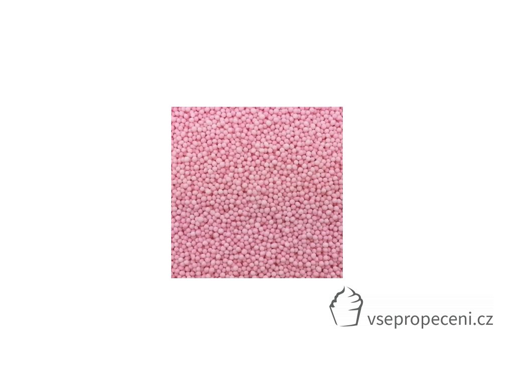 thecakedecoratingco nbsp the cake decorating co baby pink non pareils sprinkles 100g p2314 5326 thumb