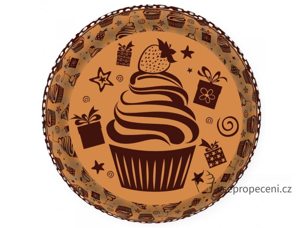 formicky na muffiny a cupcakes 50ks s motivem vanocniho muffinu 202107230736291415027628
