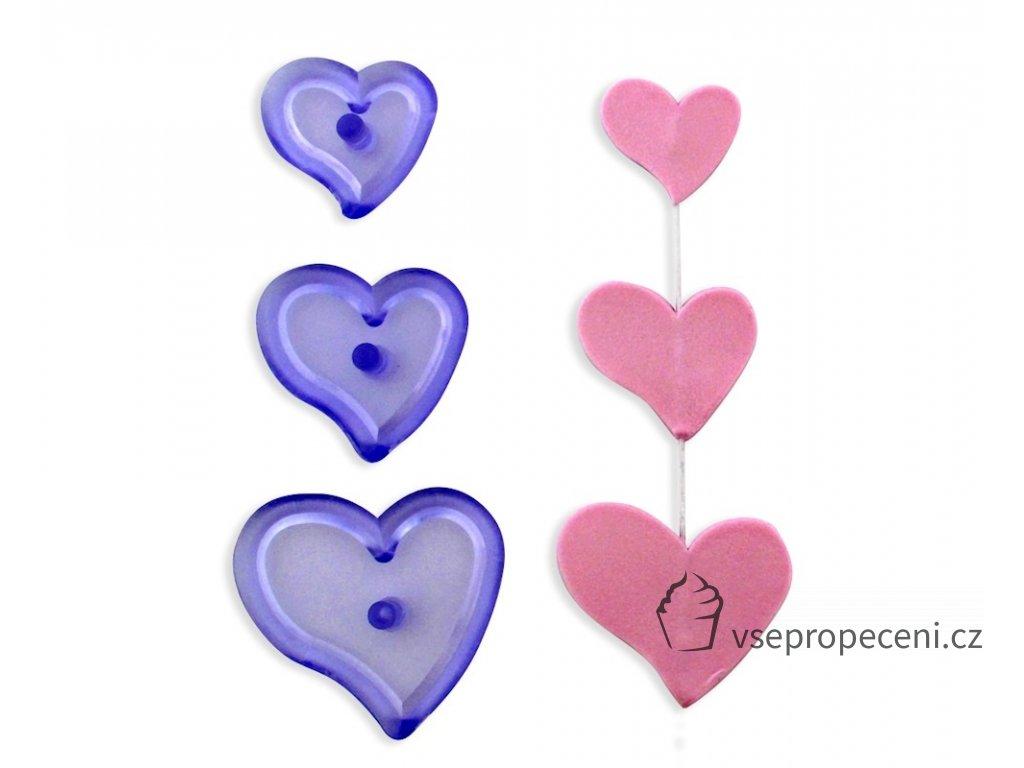 jem funky hearts cutter set 3pc 21c