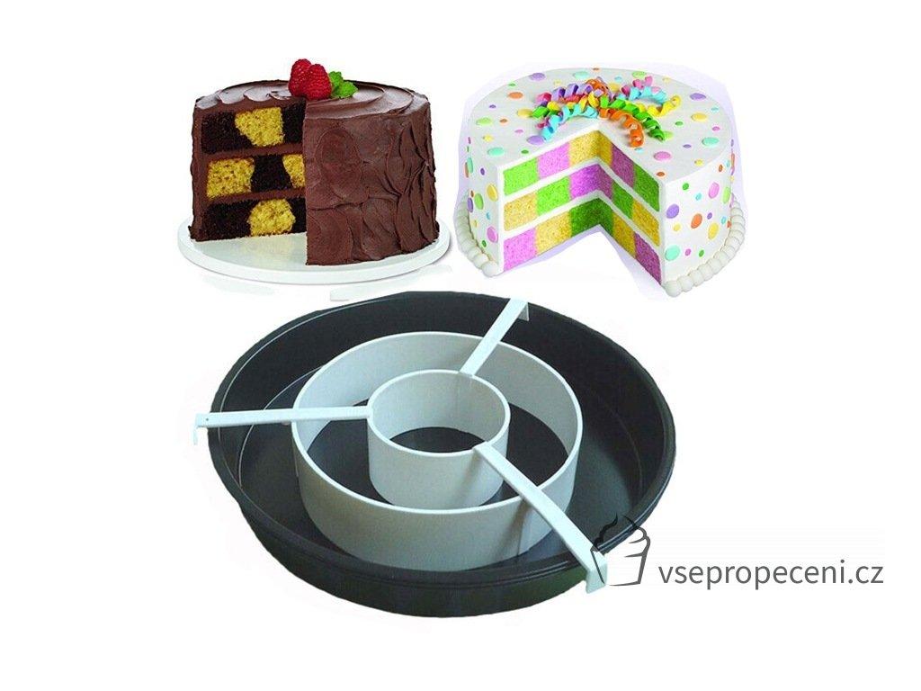 New Metal Wilton Checkerboard Cake Pan Non stick Baking Pan Tin Divider Set Kitchen Bakeware.jpg 640x640