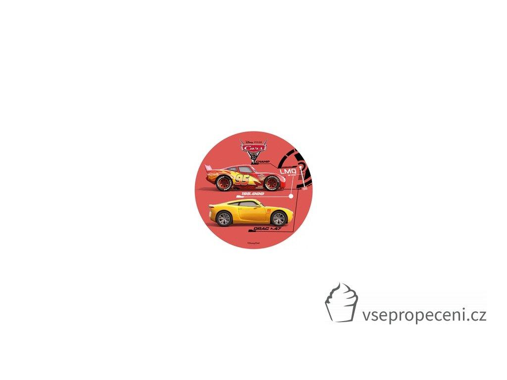 oblea cars 2 modecor