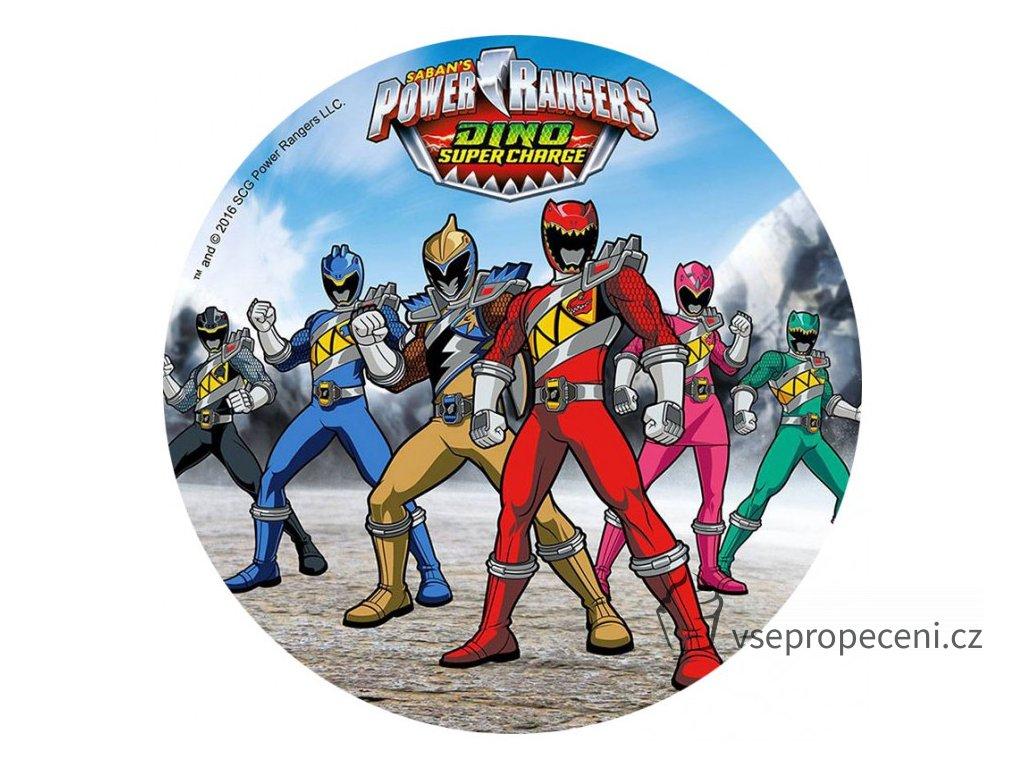 oblea power rangers 1 modecor