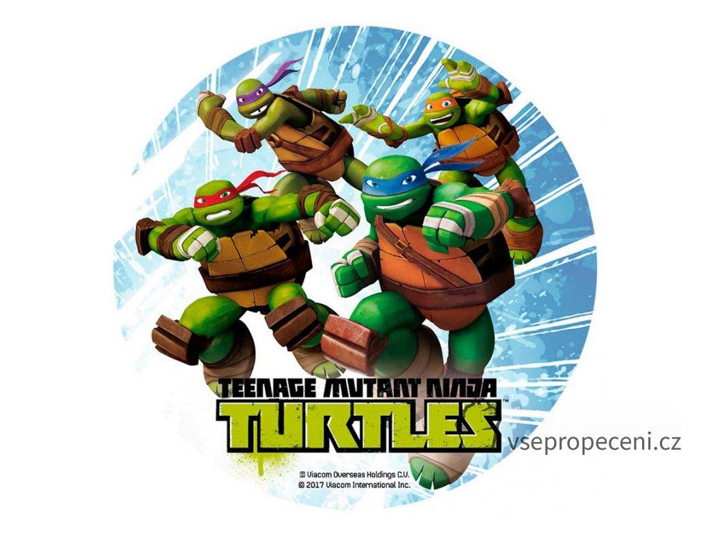 oblea tortugas ninja 5
