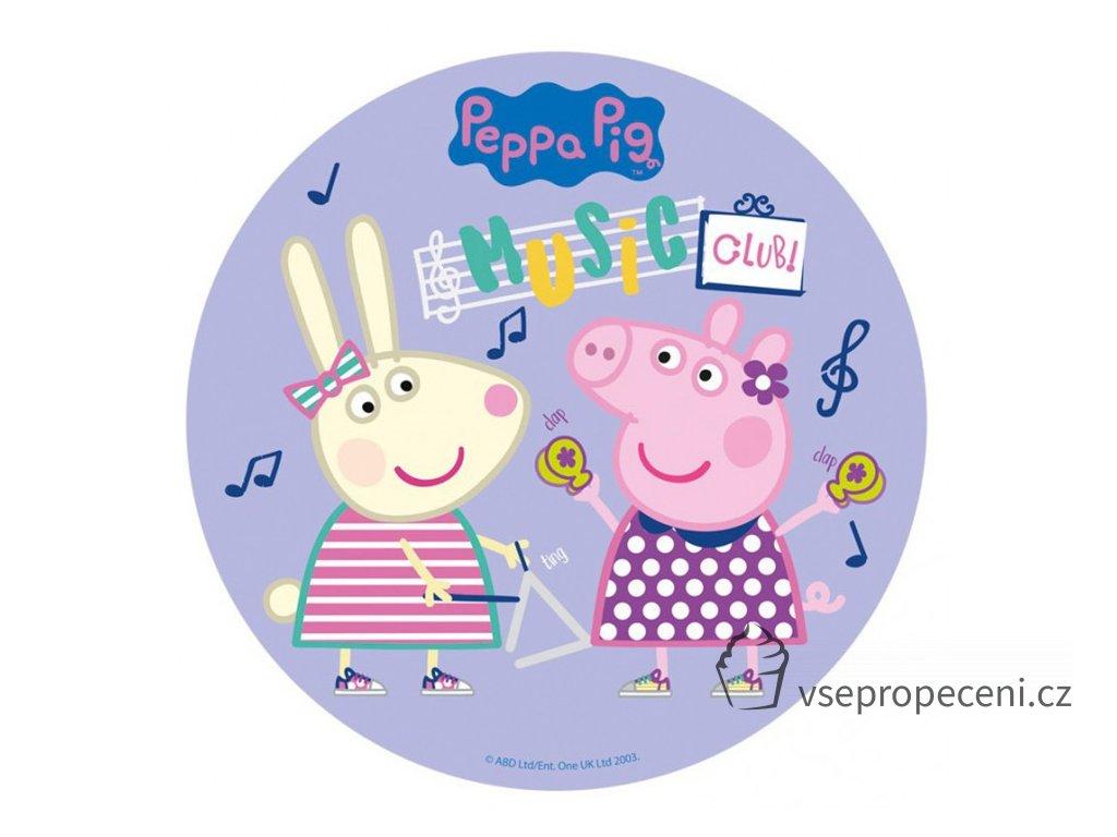 oblea peppa pig 6 dekora