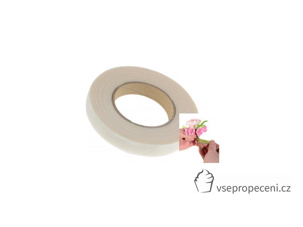 biala tasma florystyczna do kwiatow 30609