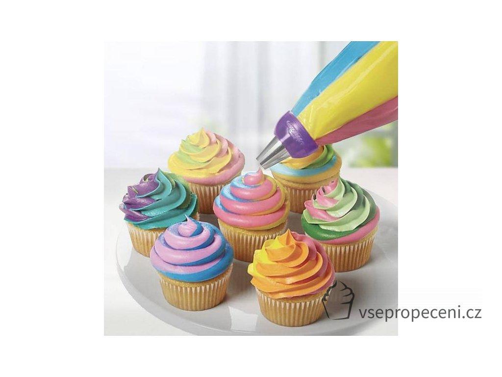 wilton wilton colour swirl 3 colour coupler