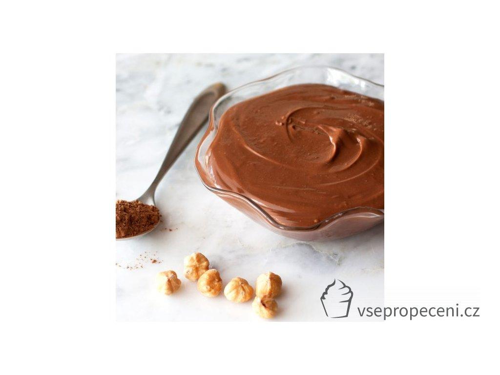 Homemade Nutella Square 550x550