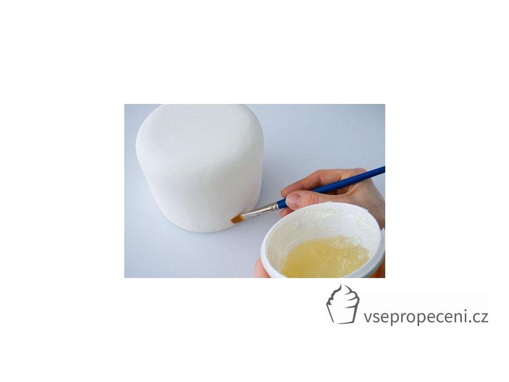 decorar una tarta fodant un lazo L nu4fSq