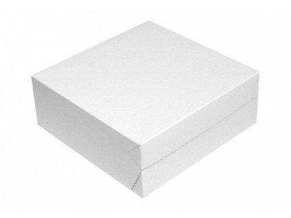 dortova krabice 25 x 25 x 10 cm 50 ks 7926