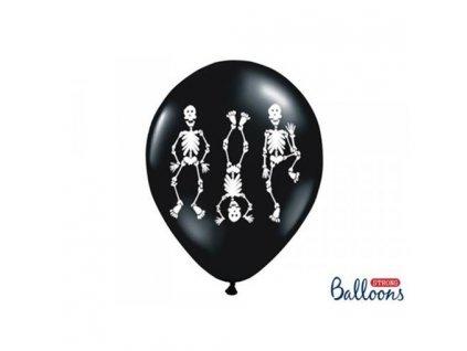 0001963 balonek tancici kostlivci 30 cm 510