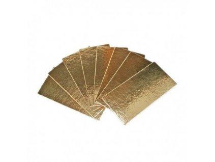 rectangular cake board golden 34 x 10 cm approx 1 mm thick