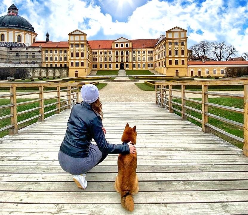 Cestovatelské tipy psa Koudyho v okolí Třebíče