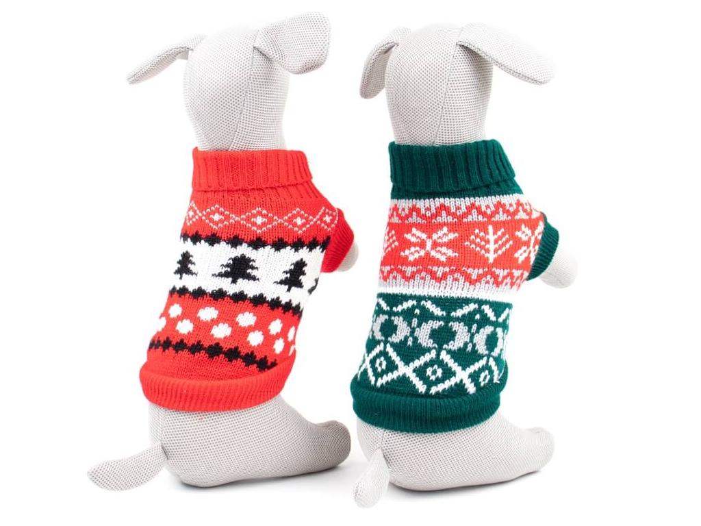 Christmas svetr pro psa - svetry pro psy - vsepropejska.cz