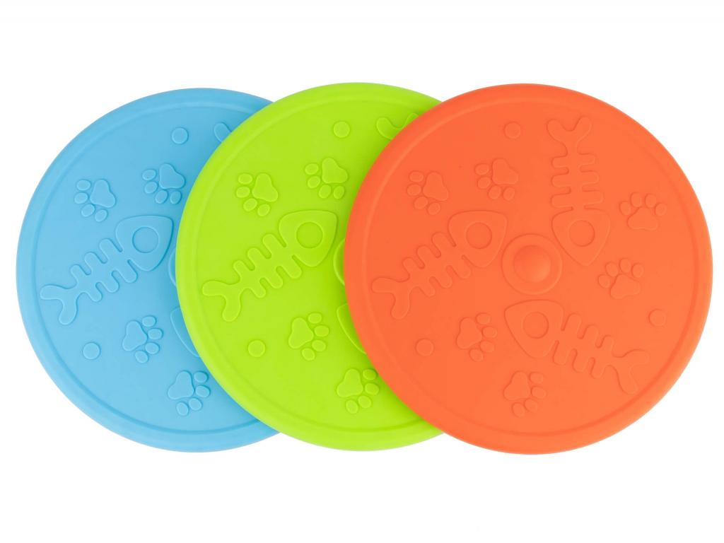 Fish plastové frisbee pro psa - hračky pro psy - vsepropejska.cz