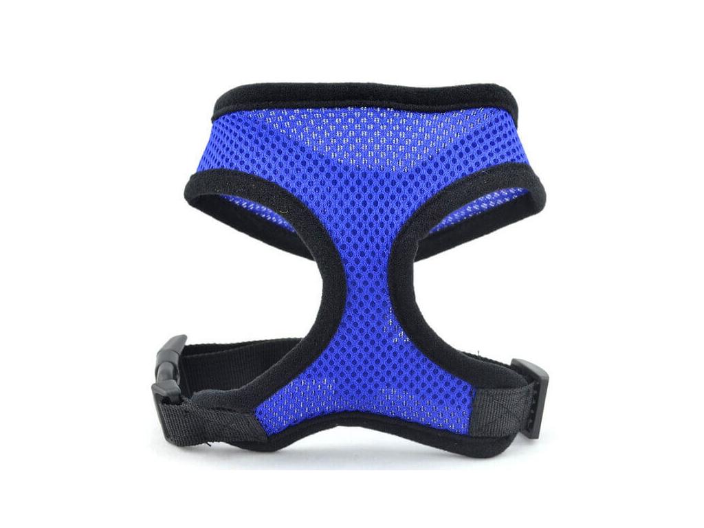 Airy modré síťkované kšíry pro psa