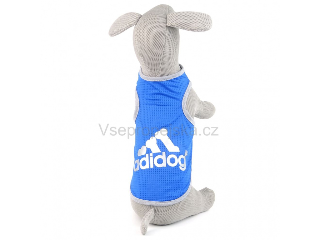 Adidog tričko pro psa - trička pro psy - vsepropejska.cz