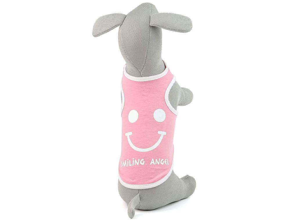 Smiling letní tričko pro psa