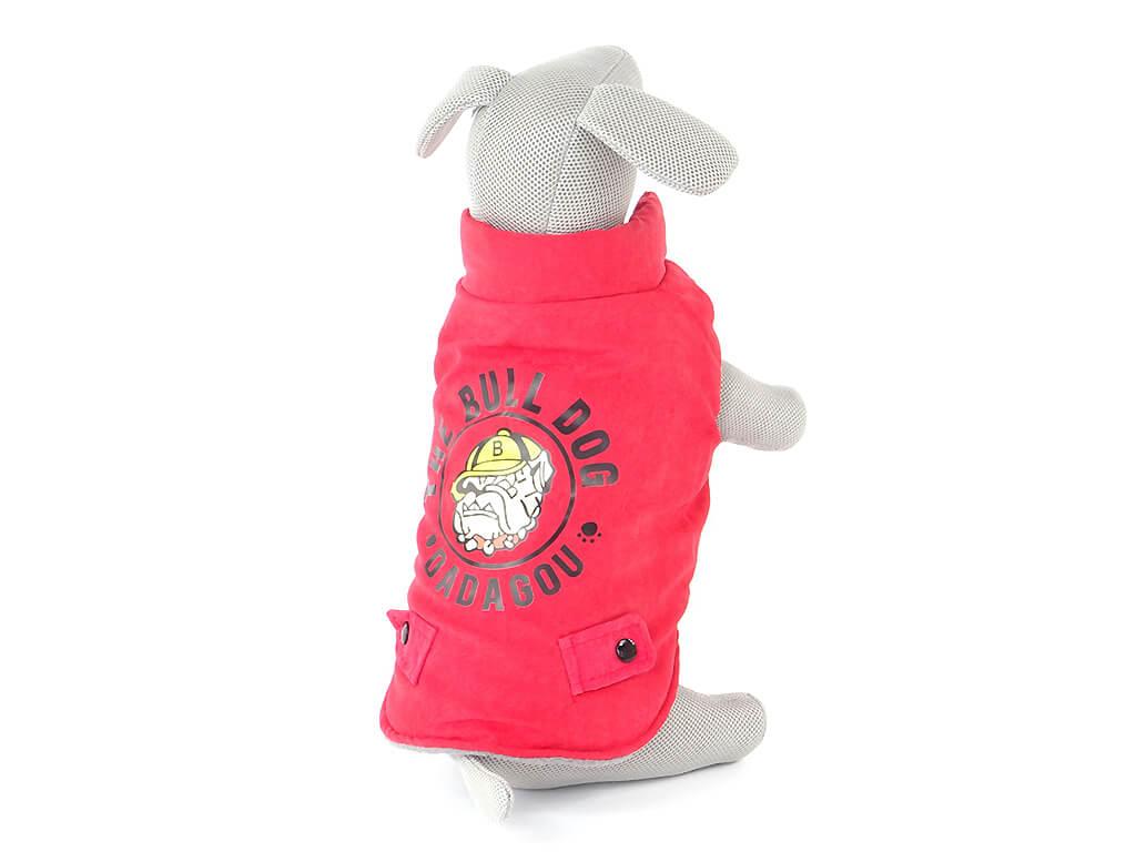 Bulldog zimní bunda pro psa - bundy pro psy - vsepropejska.cz