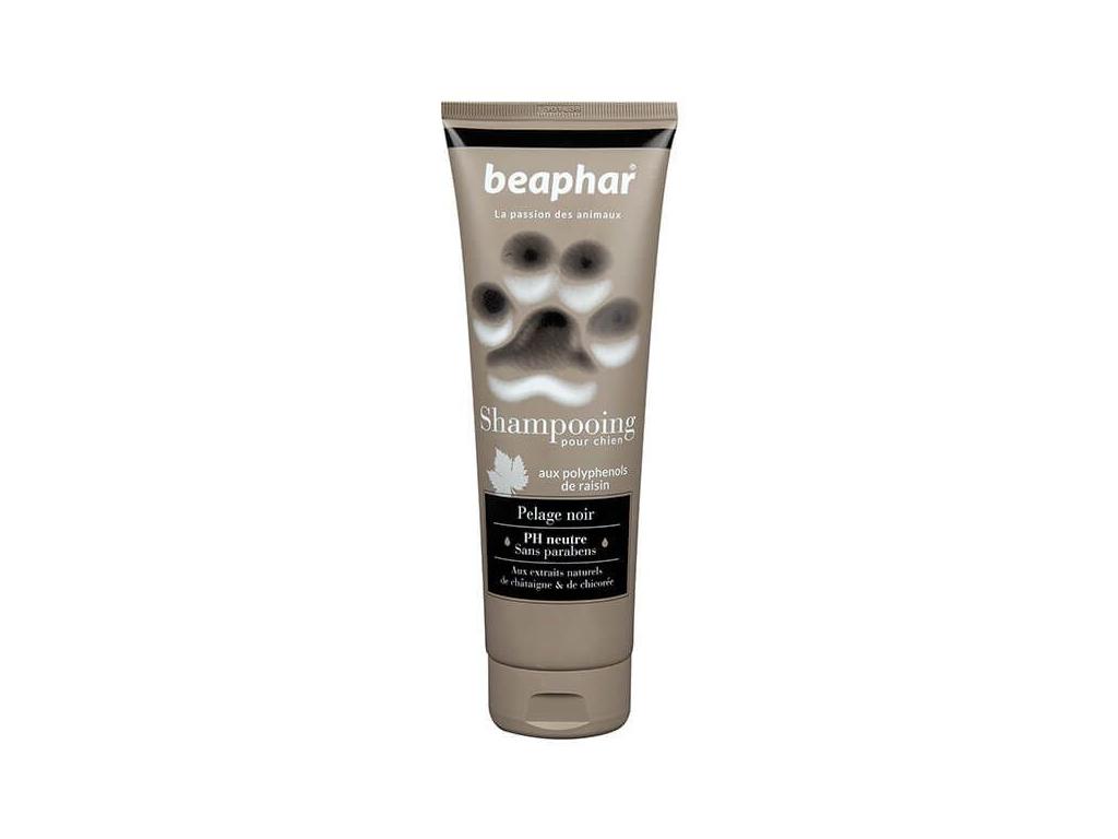 Beaphar superpremiový šampon pro černou srst 250 ml - vsepropejska.cz