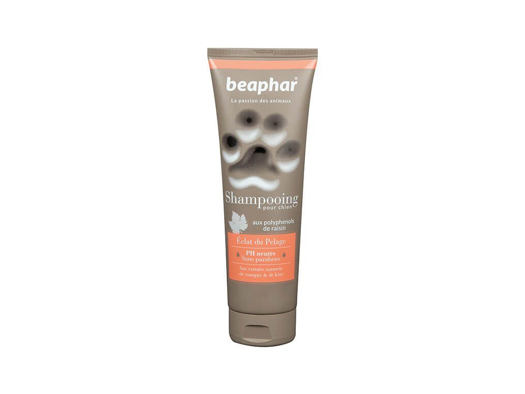 Beaphar superpremiový šampon pro lesklou srst 250 ml - vsepropejska.cz