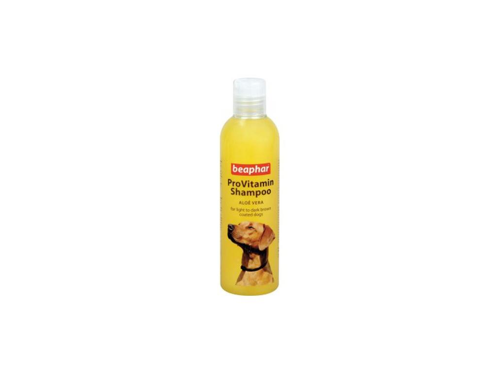 Beaphar šampon pro psa s hnědou srstí 250 ml - vsepropejska.cz