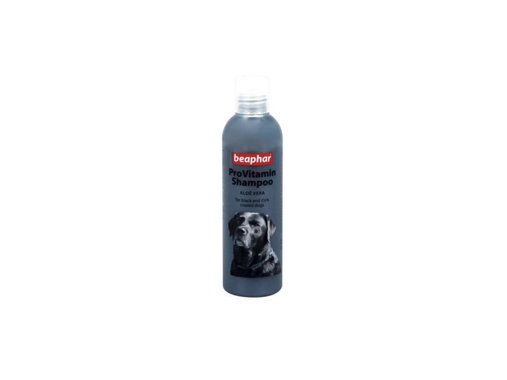 Beaphar šampon pro černou srst 250 ml - vsepropejska.cz