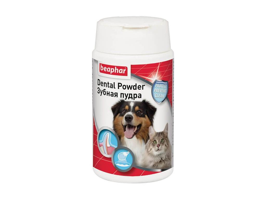 Beaphar dentální prášek pro psy - vsepropejska.cz