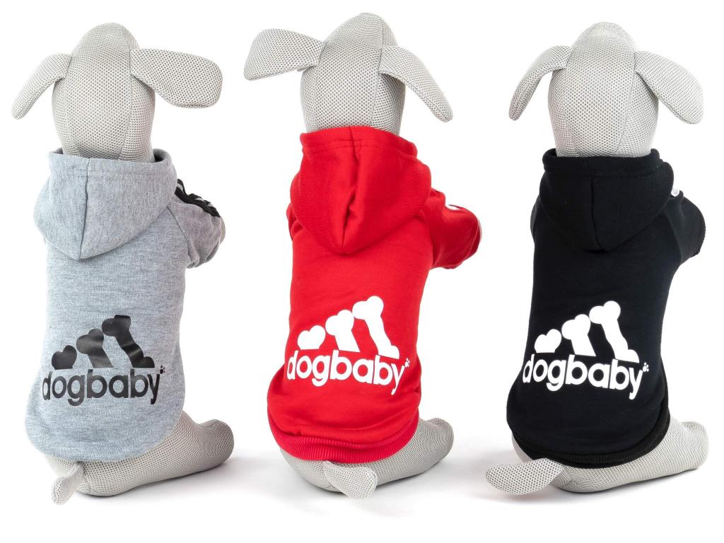 DogBaby bavlněná mikina pro psa - mikiny pro psy - vsepropejska.cz