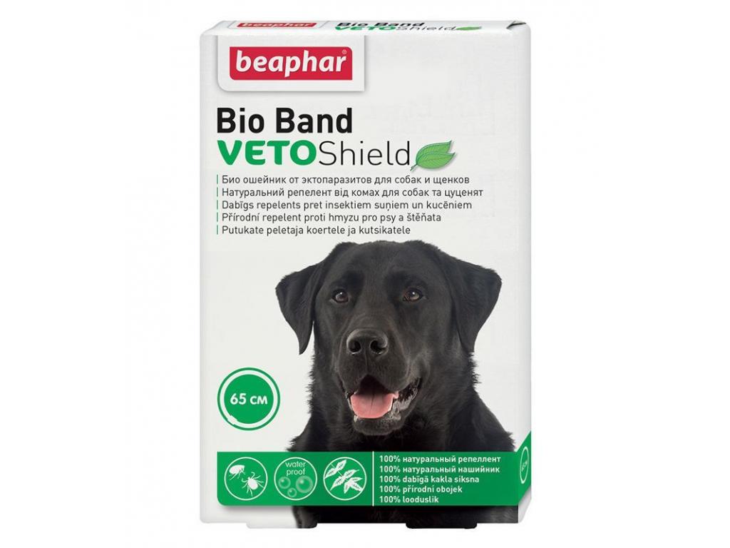 Beaphar repelentní obojek pro psy Bio Band 65 cm - vsepropejska.cz