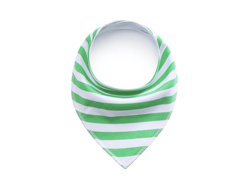Jing zelený šátek pro psa - šátky pro psy - vsepropejska.cz