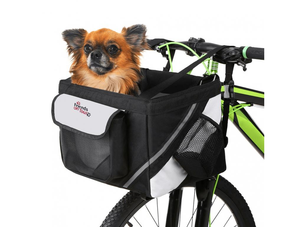 tour kosik na kolo pro psa