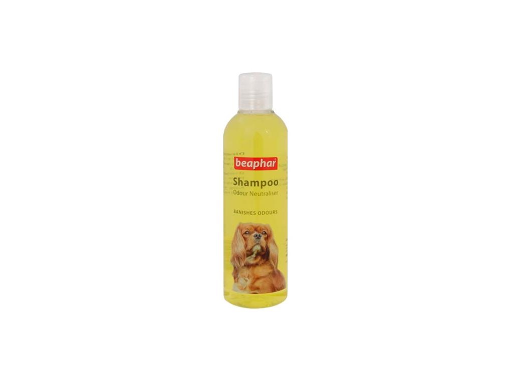 Beaphar šampon pro psa neutralizující zápach - vsepropejska.cz