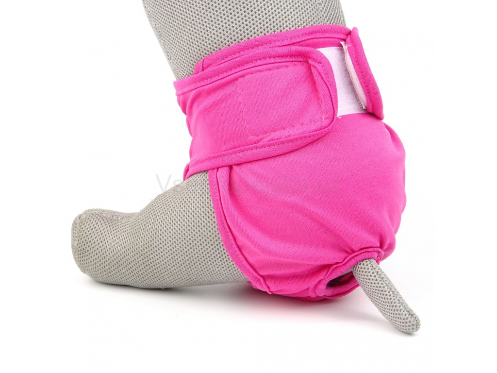 pink ruzove haraci kalhotky pro psa 2