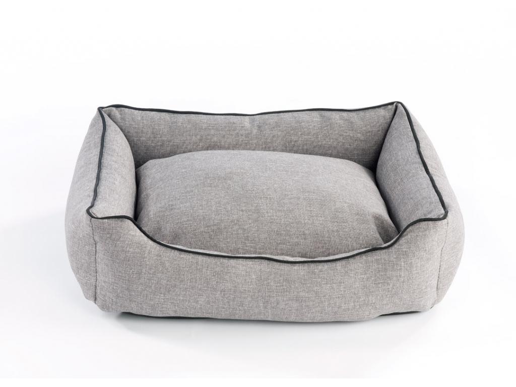 Comfort šedý pelech pro psa - vsepropejska.cz