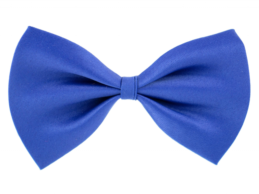 Gentle tmavě modrý motýlek pro psa - motýlky pro psy - vsepropejska.cz