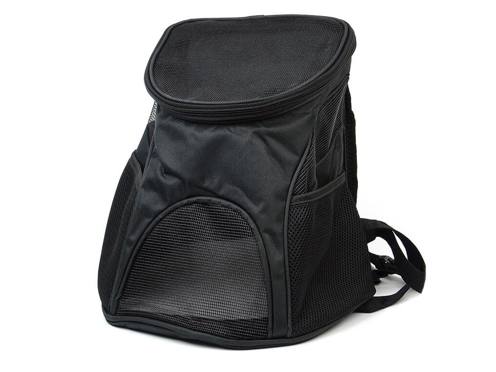 Basic černý batoh pro psa - batohy pro psy - vsepropejska.cz