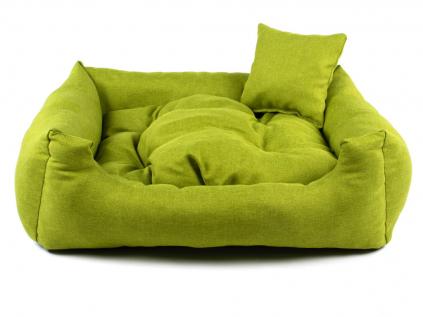 Lux zelený pelech pro psa - pelechy pro psy - vsepropejska.cz