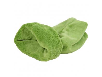 Tulipytlík zelený fleecový pro pejska - tulipytlíky pro psy - vsepropejska.cz
