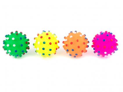 Ball gumový míček pro psa | 7 cm - hračky pro psy - vsepropejska.cz