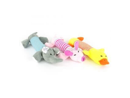Beast pískací plyšová hračka pro psa | 25 cm - hračky pro psy - vsepropejska.cz