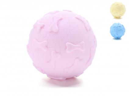 Foot gumový míček pro psa | 7 cm - hračky pro psy - vsepropejska.cz