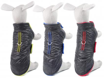 Frosty prošitá zimní bunda pro psa - oblečky pro psy - vsepropejska.cz