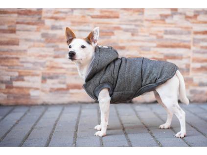 Mix zimní bunda pro psa