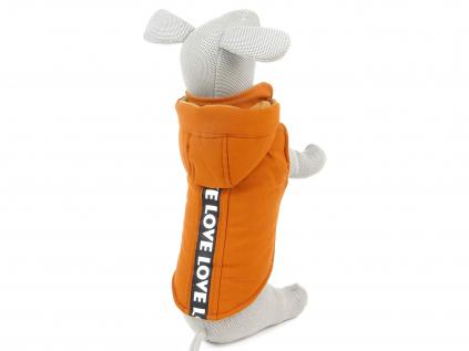 Rosie zimní bunda pro psa - bundy pro psy - vsepropejska.cz