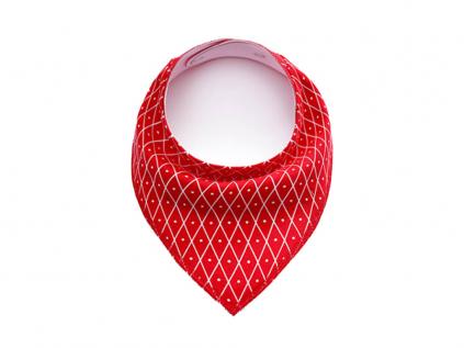Board červený šátek pro psa - šátky pro psy - vsepropejska.cz