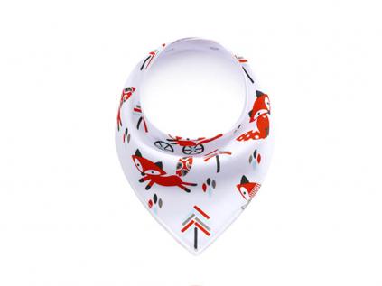 Vixen bílý šátek pro psa - šátky pro psy - vsepropejska.cz