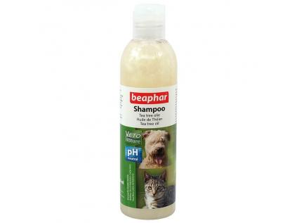 Beaphar šampon pro psy s Tea Tree olejem 250 ml - vsepropejska.cz