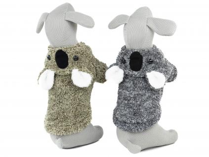 Molly fleecová mikina pro psa s ušima - mikiny pro psy - vsepropejska.cz