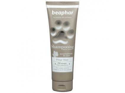 Beaphar superpremiový šampon pro bílou srst 250 ml - vsepropejska.cz