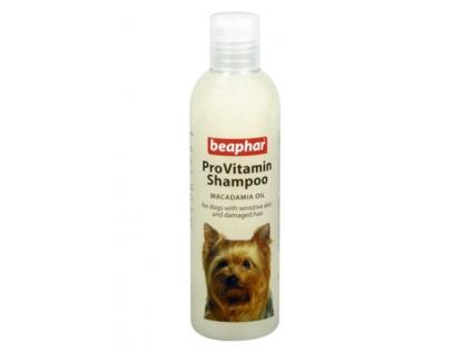 Beaphar šampon s makadamovým olejem 250 ml - vsepropejska.cz